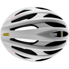 Mavic Aksium Elite Helmet white/black
